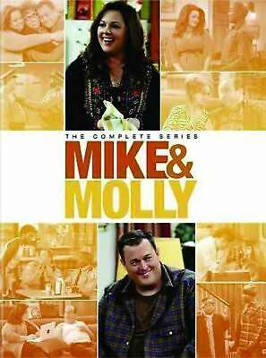 MIKE and Molly the Complete Series Collection on DVD 1-6 Season 1 2 3 4 5 6 US