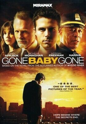 Gone Baby Gone (DVD Used Very Good) WS