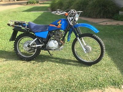 Yamaha AG 200 Electric Start Reliable Tidy Workhorse 2001 Model