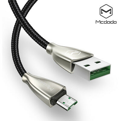 Mcdodo Micro USB Cable Fast Charger Data Sync Cable For Samsung LG HTC Android