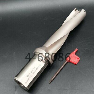 WPD 260-C32-4D U drill indexable drill 26mm C32 4D for WCMX050308 WCMX inserts