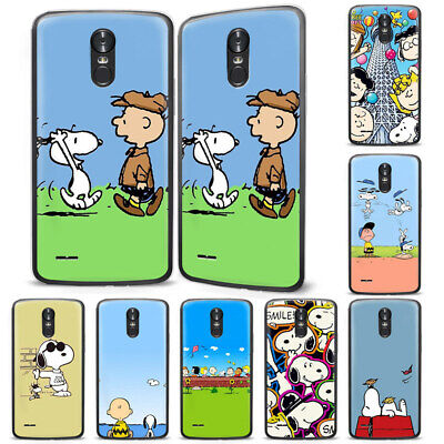 Cool Snoopy Cartoon Pattern Ultra Thin Phone Case Cover For LG Motorola and ZTE
