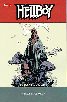 HELLBOY n° 6 STRANI LUOGHI - sconto 25% Ed. Magic Press