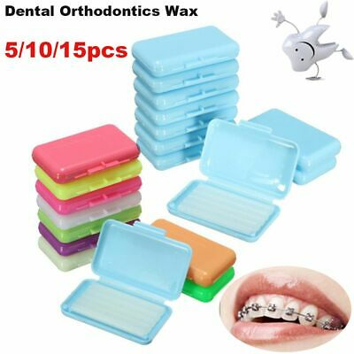 Braces Dental Orthodontics Wax Fruit Scent Dental Care Teeth Protective Wax