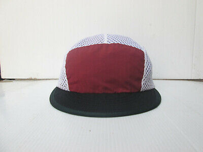 Vintage 5 Panel Patagonia Duck bill Hat Cap Mesh Colorful Colors USA Made  Size L 01788e58be5f