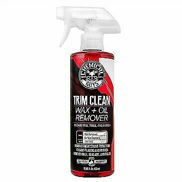 Chemical Guys ,TVD11516,Trim Clean Wax & Oil Remover (16 oz)