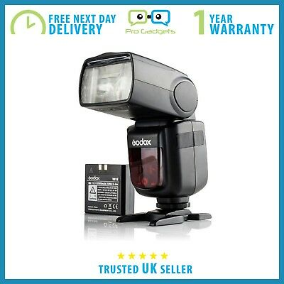Godox VING V860IIC TTL Li-Ion Flash for Canon Cameras - 1 Year Warranty