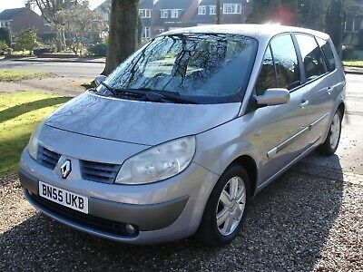 2005 Renault Grand Scenic Dynamique 1.9 Dci 130