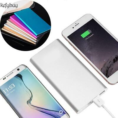 Ultra-thin 20000mAh Portable External Battery Charger Power Bank for KFBY 01