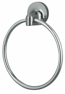 Spirella Lagoon Towel Ring Towel Rail Metal Chrome-Plated Branded Product