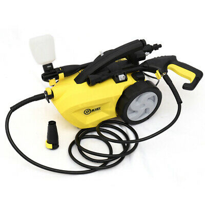 1200W Electric Pressure Washer 1189 PSI 82 BAR Power Patio Jet Cleaner Floor Car
