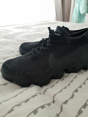 low priced 1a90c 8026c SCARPE AIR VAPORMAX Flyknit Triple Noir NUOVE