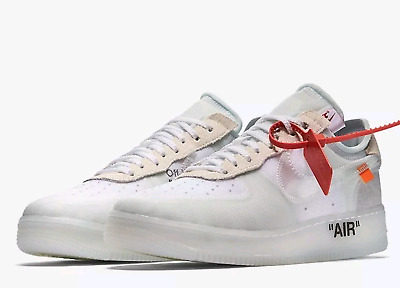 nike air force 1 xoff white