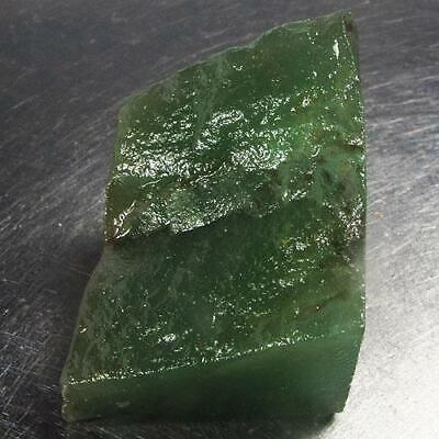 70.68 Ct - Wonderful Unheated Natural Rough Green Aventurine Madagascar