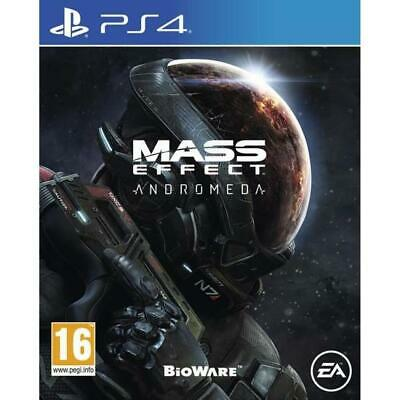 Masse Effect Andromeda - PS4 IMPORT neuf sous blister