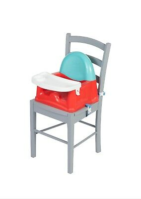 Safety 1st Baby Child's Easy Care Swing Food Tray Booster Seat High Chair
