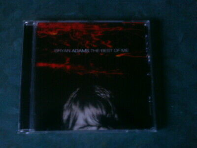 A&M  CD THE BEST OF ME von BRYAN ADAMS (1999)