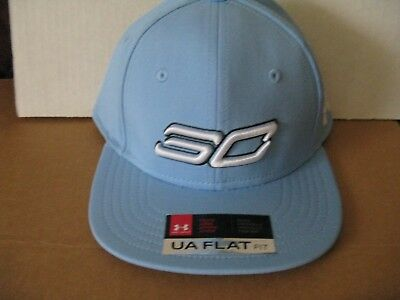 1749af3bb27 Under Armour BOYs   YOUTH SC30 Core Snapback Cap Flat Fit Lt. Blue NWT