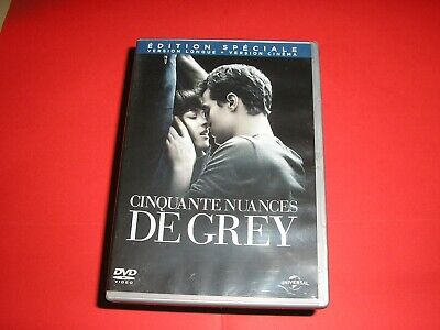 "DVD,""CINQUANTE NUANCES DE GREY"",version longue"