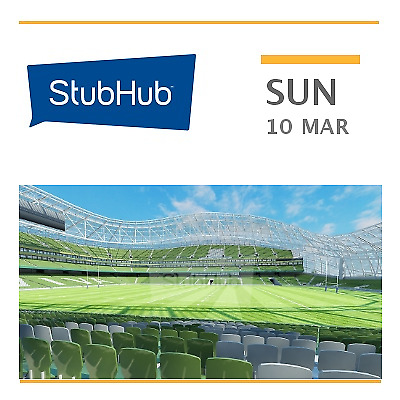 Six Nations 2019 - Ireland v France Tickets - Dublin