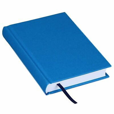 """Hardcover Lined Ruled Journal Notebook Diary Book - Blue - 5"""" X 7"""""""