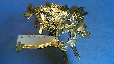 45 – Schlage 35-101 1468 6-Pin Classic Key Blank.  NEW out of the original Box