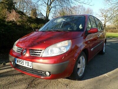 Renault Grand Scenic 2.0L Auto Seven Seats Aircon Moonroof Very Clean Car 2006