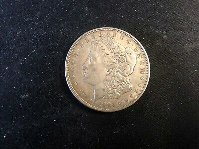 US  1921 D   $1 Morgan Silver Dollar  1944