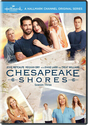PRE-ORDER Chesapeake Shores: Season 3 (DVD RELEASE: 19 Mar 2019)