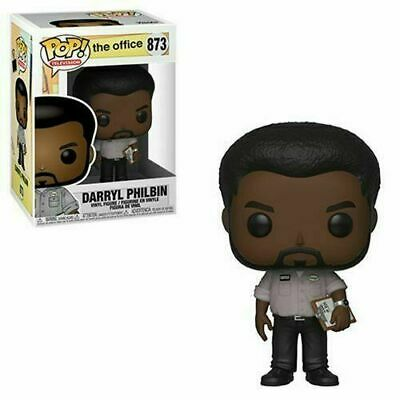 Funko Pop The Office Darryl Philbin #873 Vinyl Figure NIB