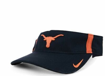 newest 442f6 df674 Texas Longhorns Nike Sideline Aero Dri Fit Visor Hat Cap
