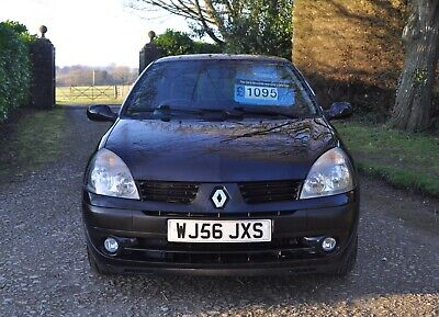 Renault Clio Campus Sport 1.2 Family Owned From New 56 Plate !! Sorry Now Gone!