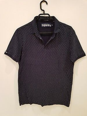 Mens superdry t shirt large The City Polo