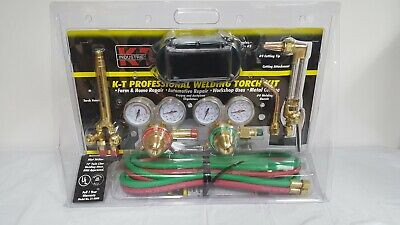 Professional Welding Torch Kit