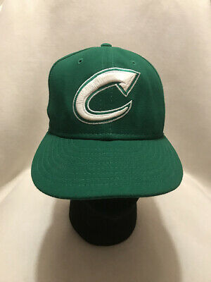 online store 6705f 98859 Columbus Clippers Green MILB New Era 59Fifty Fitted Hat Cap size 6 7 8
