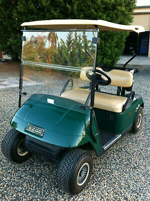 Ezgo TXT Petrol - Golf Cart