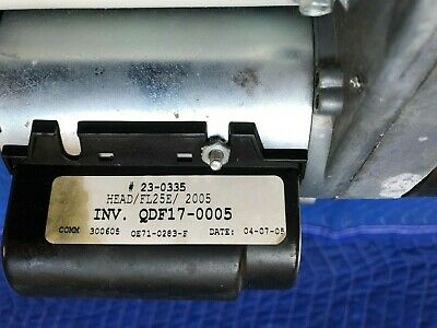 Stryker Go Bed II (FL25E) Elevation Hi/Lo Motor Part#: 23-0335 (Head Section)