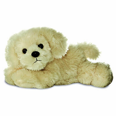 Aurora Flopsies Golden Retriever 31252, Aurora Kuscheltier Golden Retriever 20cm