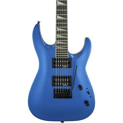 Jackson Dinky JS11 Electric Guitar Metallic Blue