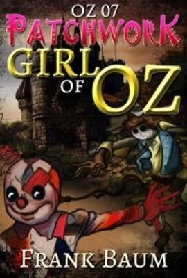 Audiobook OZ 07 PATCHWORK GIRL OF OZ by Frank Baum no CD MP3