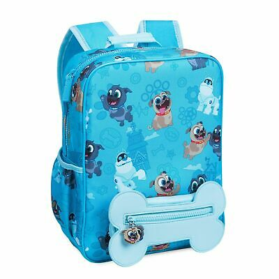 0efd58280c Disney Store Puppy Dog Pals Junior Backpack for Kids School Bag Tote Bingo  Rolly