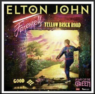 Elton John | Hanging Rock Vic | General Admission Lawn Tickets | Sat 25 Jan 2020