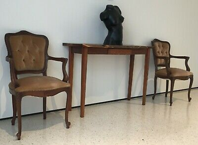 Pair Of Classic French Dining Chairs - Replicas
