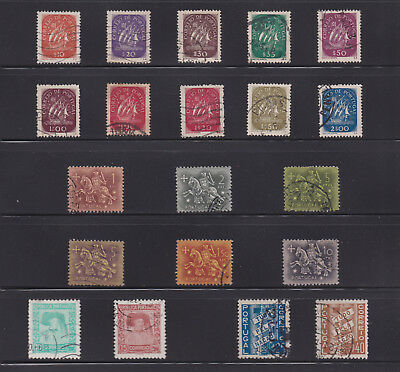 Lot of 20 Portugal Stamps - Mini Collection of Used Singles - Lot# PL19