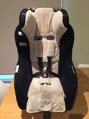 Maxi Cosi Air Hera, car seat, blue and beige