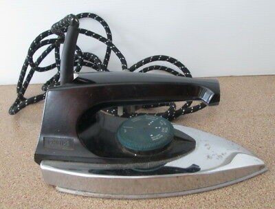 Vintage Philips Iron HD1126 In Working Order