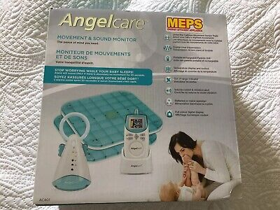 Angelcare Sound & Movement Monitor 401 NEAR NEW, Excellent Condition