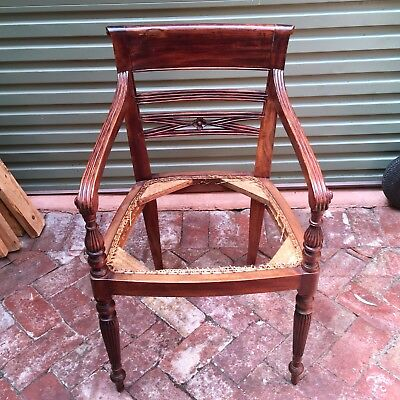 Vintage Carver Chair Arm chair