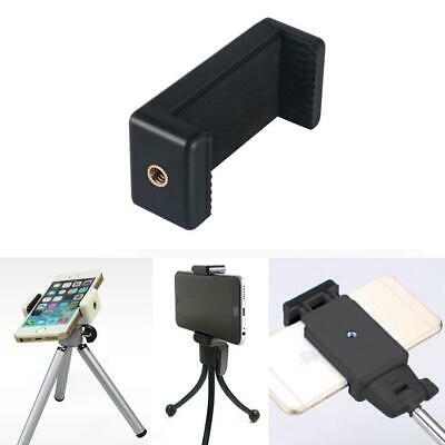 Stand Clip Bracket Holder Monopod Tripod Mount Adapter for Phone Camera Cam New