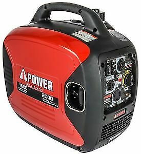 ---- Performance Products 81963 Inverter Generator 1600W Surge Watts 2000W Rated